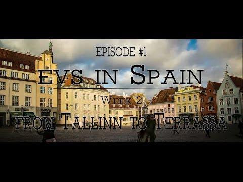 EVT Hispaanias Nädal 2 - Episood #1