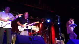 """What Is That She Got"" Golden State/Lone Star Revue@ BB Kings,NYC 8-11-2015"
