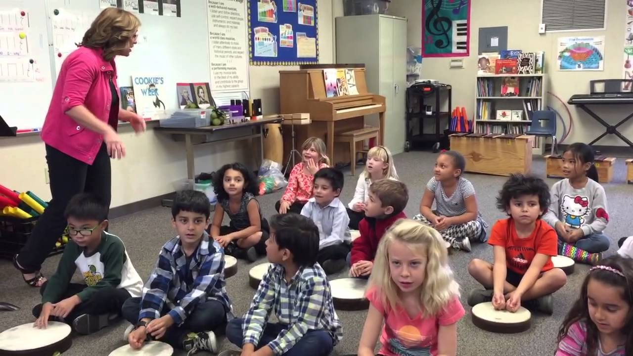 Elementary Classroom Playlist ~ Rolling hills elementary music class part youtube