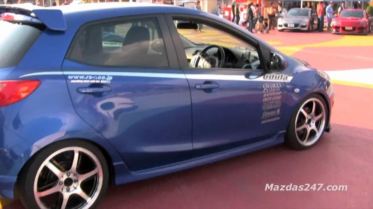 Tuner Mazda Demio Mazda2 Mazdas247 Youtube