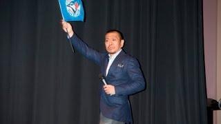 松本人志監督最新作『R100』が、2013年 9 月 5 日(木)より開催された第 ...