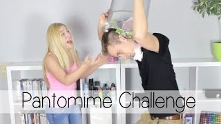 PANTOMIME CHALLENGE ♥ BibisBeautyPalace