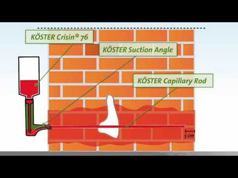 Rising damp chemical dpc damp proof course youtube rising damp chemical dpc damp proof course solutioingenieria