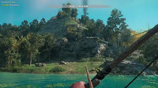 Far Cry New Dawn - Go With The Flow - Treasure Hunt Mission Find yo...