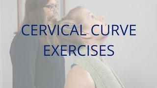 Cervical Curve Exercises