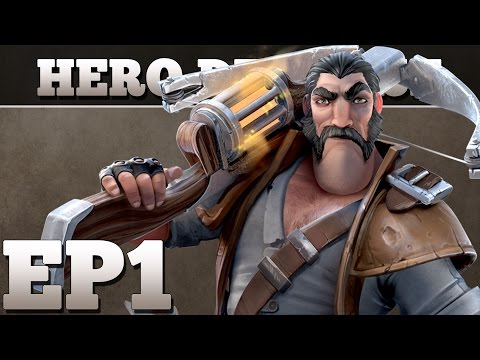 Let's Play Hero Defense - Haunted Island Ep. 1 - First Impressions - PC Gameplay