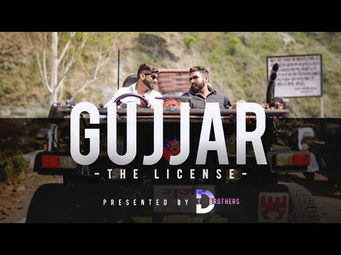 Gujjar The License | Divit Chauhan, Dev Chauhan | New Haryanvi Songs Haryanavi 2019 | Sonotek