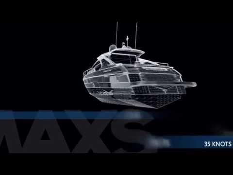 """Морской Дом ""Аркадия"" - Pershing 5X Project"