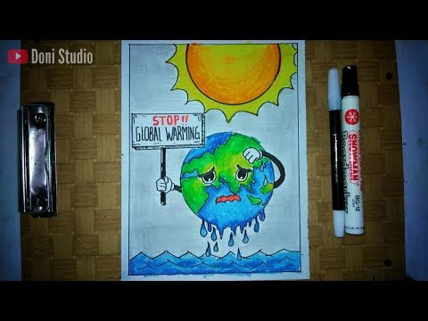 Contoh Poster Global Warming Youtube