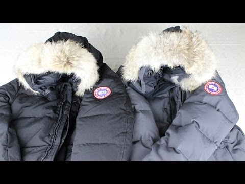 How To Spot A Fake Canada Goose Jacket REAL VS FAKE