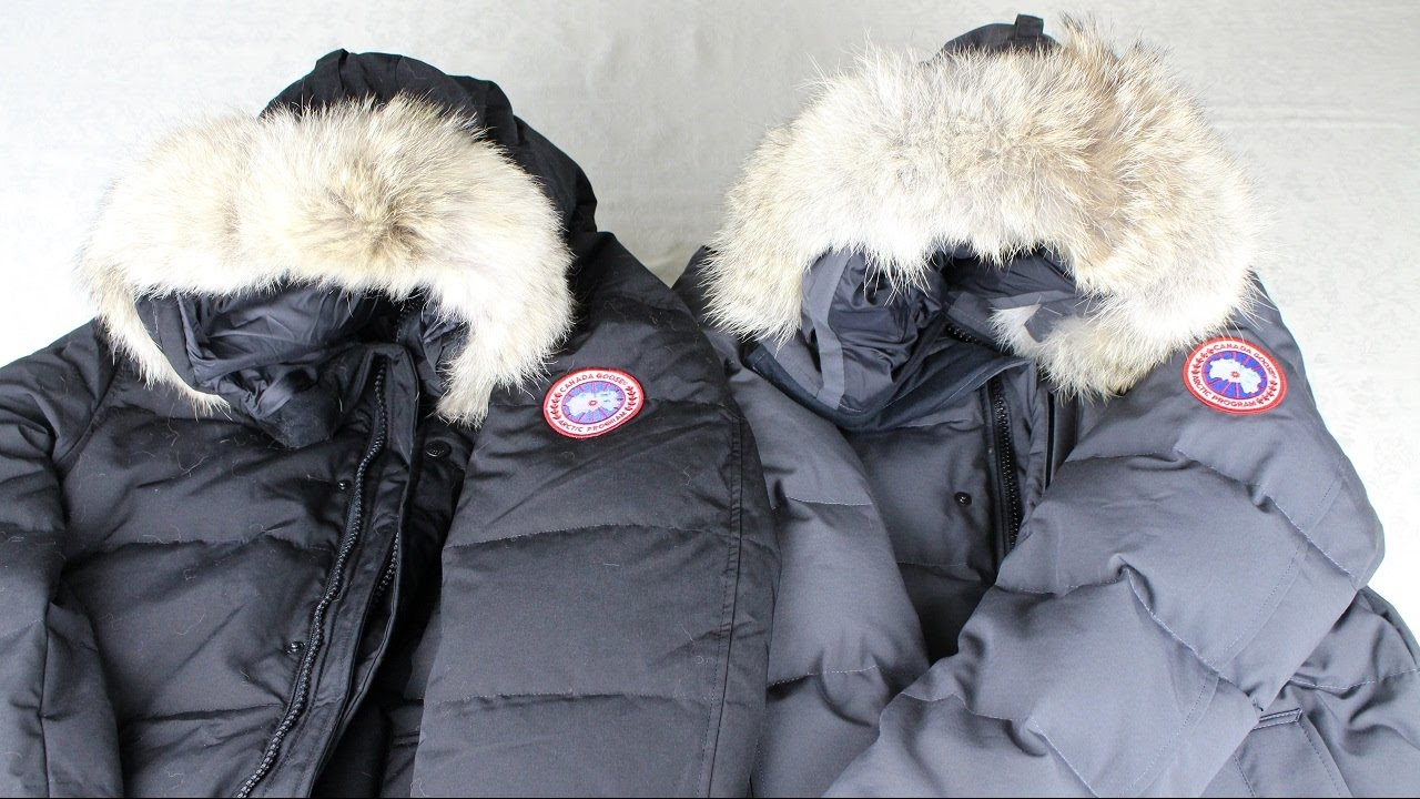 How To Spot A Fake Canada Goose Jacket REAL VS FAKE - YouTube a4d05d6ba9ea