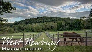 Video of 168 Garden Street | Indian Meadow Farm | West Newbury, Massachusetts real estate & homes