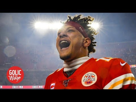 Patrick Mahomes Restored My Faith In Football - Mike Golic Jr. | NFL Playoffs
