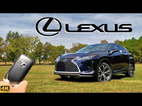 2020 Lexus RX 350: FULL REVIEW | THIS Refresh is Just What the Dr. Ordered!