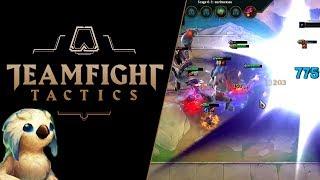[Teamfight Tactics] Gierka pod WILDY z LOGOPEDĄ