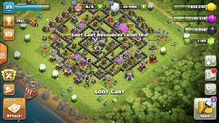 Clash of clans fails .What is inside the spike-Y-cactus ?