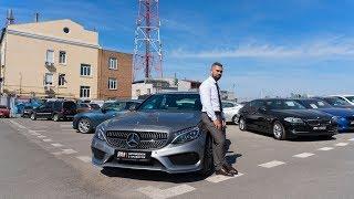 Обзор Mercedes Benz C класс AAA Motors Автомобили с пробегом