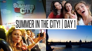 VLOG: THE BIGGEST YOUTUBE HANGOUT!   SITC DAY 1