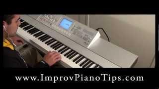 Keyboard Synth Lead Solo (Original)