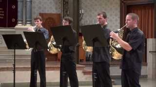 H. Hübler: Concerto for 4 horns