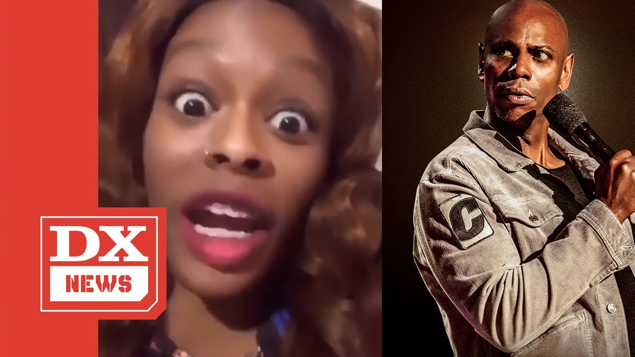 Azealia Banks Claims She Slept With Dave Chappelle And Plans To Ruin His  Marriage - YouTube