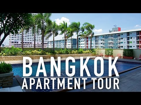 $23 Airbnb BANGKOK Apartment Tour! 🇹🇭