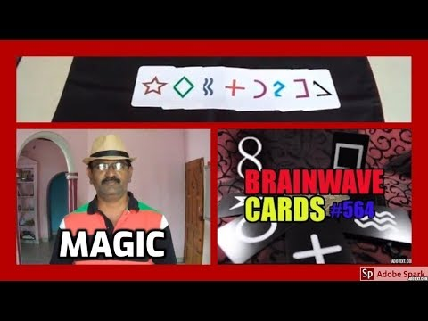 🔔MAGIC VIDEO TAMIL I💥MAGIC TRICK TAMIL #564 I BRAINWAVE CARDS