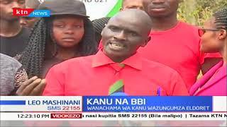 Waakilishi wa chama cha KANU na vijana kutoka Uasin Gishu wametaka kuwe na uwajibikaji zaidi