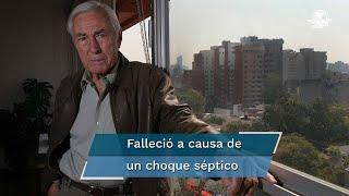 El primer actor, padre de Rodrigo Murray, tenía 93 años