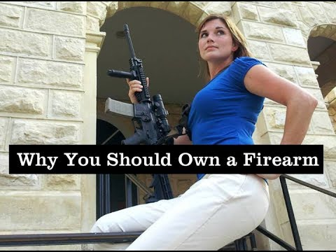 Why You Should Own a Firearm, WARNING: Graphic Images
