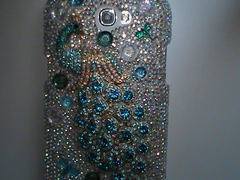 official photos f8f37 cd4ec DIY Bling Phone case!