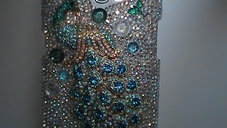 DIY Bling Phone case!