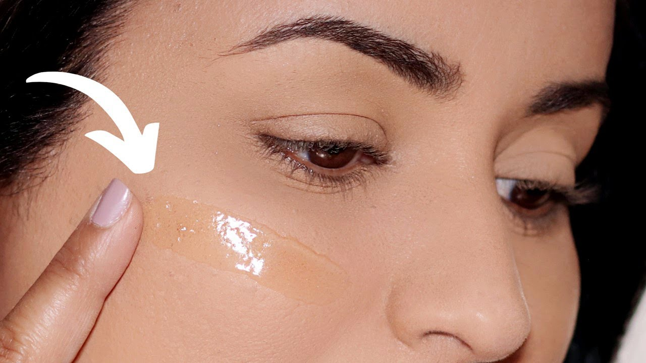 PORES & TEXTURE? Try this awesome double priming method!