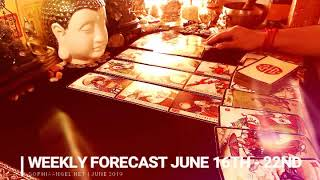 CANCER WEEKLY FORECAST JUNE 16TH 22ND MONEY COMES FIRST