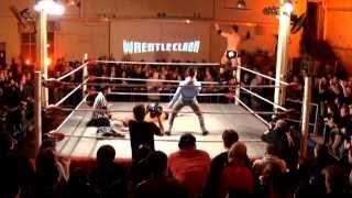 WRESTLECLASH MATCH: Mike Petersen vs. Rocky Menero