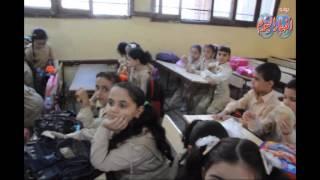 أخبار اليوم | محافظ القليوبية يتفقد المدارس فى أول أيام العام الدراسى