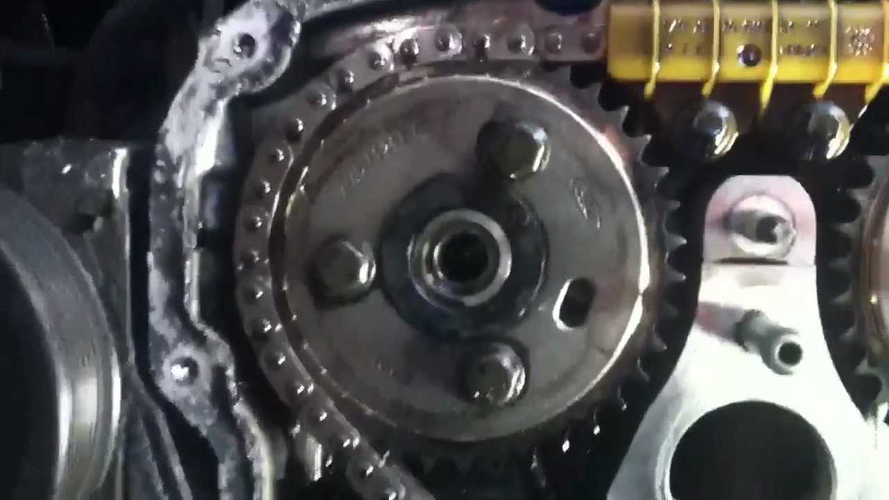 Ford Transit timing chain tensioner Part 1  YouTube