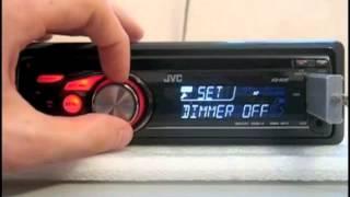 Автомагнітола JVC KD-R35