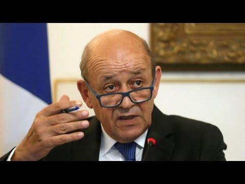 لودريان: -سورنة- النزاع في ليبيا يشكل خطرا على الأمن الأوروبي  - نشر قبل 5 ساعة