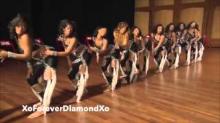 Dancing Dolls V.S YCDT (Slow Stand) - Battle Of Royale 2015