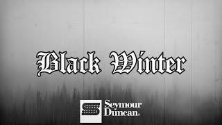 Seymour Duncan Black Winter Pickups