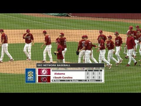 RECAP: Baseball Defeats Alabama 4-2 (3/26/17)