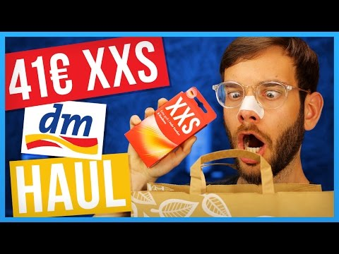 Krasser XXS DM HAUL! - Copy Space