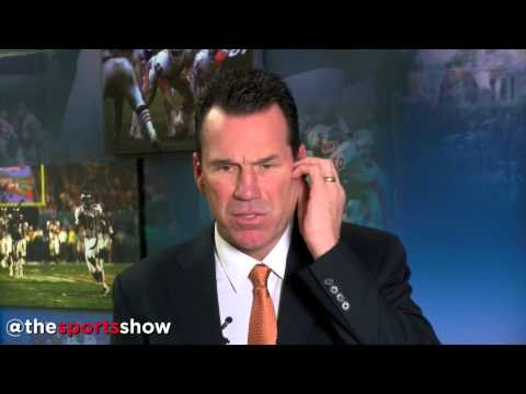 New Broncos coach Gary Kubiak takes questions from The Sports Show