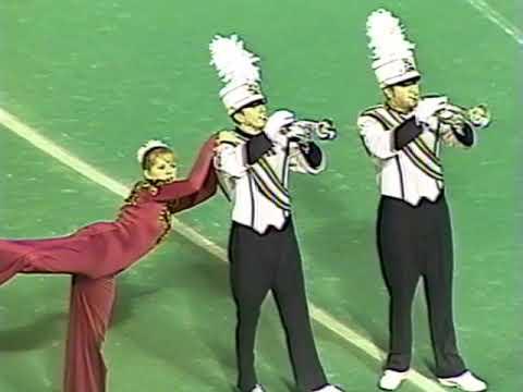 1998 Keyser High School marching band