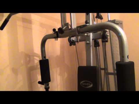 Силовые тренажеры занятия, показ упражнений!
