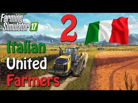 UNITED ITALIAN FARMERS | Puntata EPICA!!! Boscaioli allo SBANDO!!!! xDrUiDo88| FARMING SIMULATOR 17