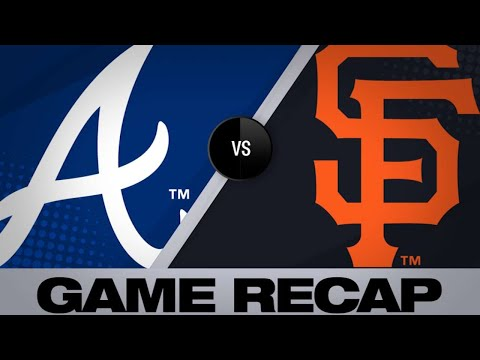 Riley leads Braves to 5-4 win in extras - 5/23/19