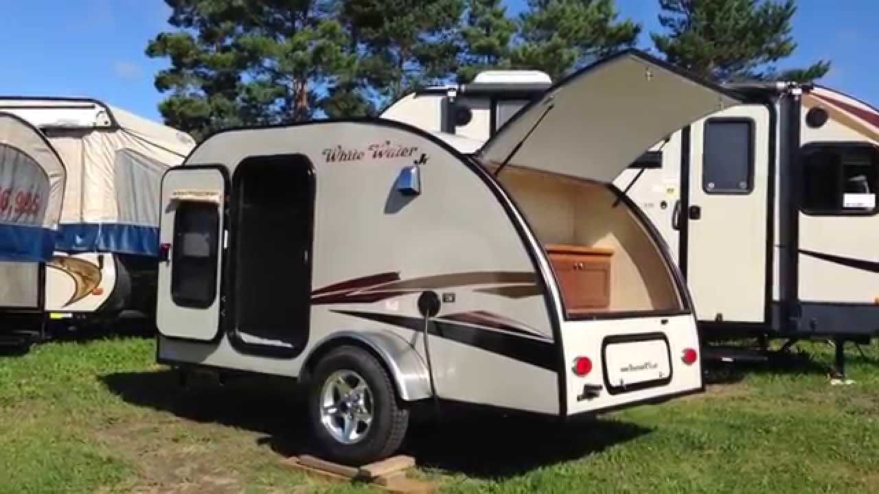 Rv Trailers For Sale Ontario >> 2015 Whitewater Retro 509 Teardrop Trailer By Riverside Rv Campkinsrv In Whitby Ontario