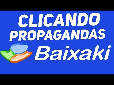 CLICANDO EM PROPAGANDAS DO BAIXAKI, PEGUEI BAIDU?